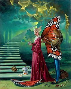 The Astounding work of Michael cheval
