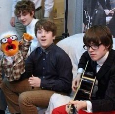 """The Strypes. Interview that this is from is also on this board or """"The Strypes Videos"""""""