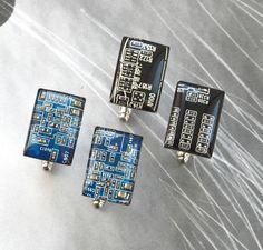 Cuff Links Computer Circuit Board Accessories antique computer cufflinks motherboard tie tack gift for man Circuit Board, Tack, Cufflinks, Antique, Gifts, Accessories, Presents, Favors, Wedding Cufflinks