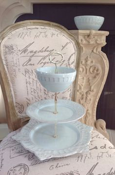 3 Tier Cake Stand for cupcakes sweets by HelensRoyalTeaHouse, $80.00  https://www.facebook.com/HelensRoyalTeaHouse?ref=tn_tnmn  http://www.etsy.com/shop/HelensRoyalTeaHouse