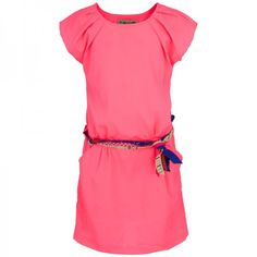 Scotch R'Belle Neon Short Sleeved Dress at alexandalexa.com