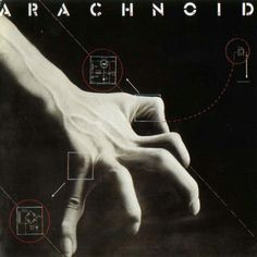 Arachnoid - Self titled LP Rock Cover, Progressive Rock, Classic Rock, Rock Music, Rock Bands, Self, Trust, Spirit, French