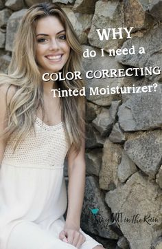 Why do I need a Color Correcting Tinted Moisturizer?  Learn the difference between BB Cream, CC Cream and why CCTM is the BEST!!