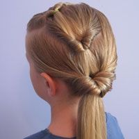 Cute website for children's hair ideas