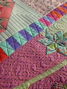 Green Fairy Quilts - Judi Madsen