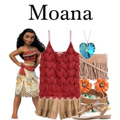 Designer Clothes, Shoes & Bags for Women Moana Outfits, Nancy Gonzalez, Polyvore Fashion, Tory Burch, J Crew, Style Inspiration, Summer Dresses, How To Wear, Disney