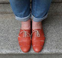 Coclico Ishiro - Fisherman Oxford Shoes