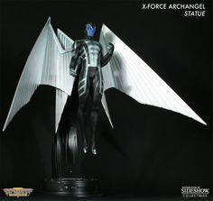 X-Force Archangel Polystone Statue - Bowen Designs - SideshowCollectibles.com
