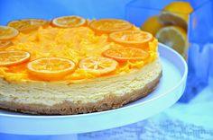 crustycorner: Citronový cheesecake s krémem Lemon curd