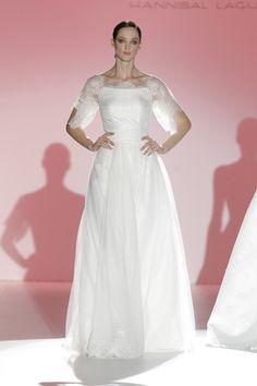 Los vestidos de novia de Hannibal Laguna foto 13...