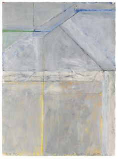 Richard Diebenkorn - Untitled [1976]