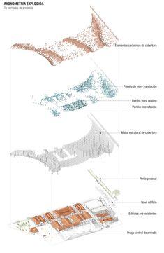Galeria de Kengo Kuma & Associates e OODA vencem concurso para a Renovação e Reconversão do Antigo Matadouro do Porto, em Portugal - 14