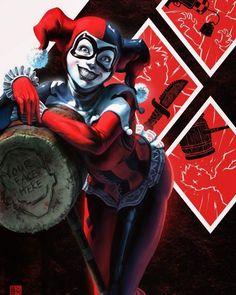 DC Comics: Harley Quinn