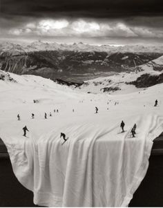 """Oh Sheet!"" by Thomas Barbey"