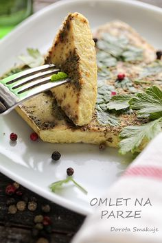 Omlet na parze Eat Breakfast, French Toast, Pierogi, Appetizers, Melting Pot, Cooking, Poland, Ethnic Recipes, Food
