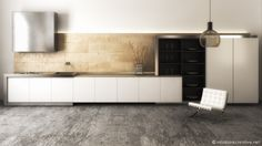 Kitchen, Inspiration: TM Italia Cucine, credits: Zink Creative Studio, 2013