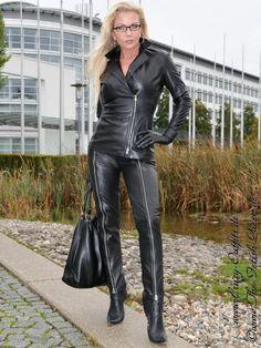 Lederhose DS-412 : Crazy-Outfits - Webshop für Lederbekleidung, Schuhe &…