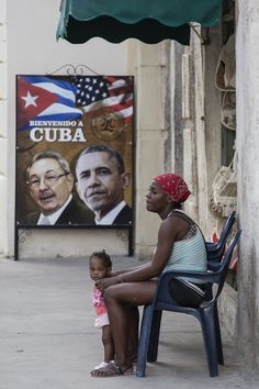 Welcome Obama to Cuba