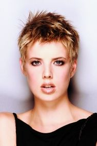 The Hair Studio short blonde Hairstyles