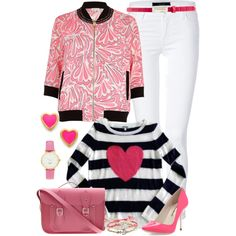 """Valentine's Day Date"" by angela-windsor on Polyvore"