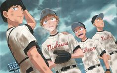Basketball For Kids Product Baseball Anime, Baseball Savings, Anime Watch, Captain Tsubasa, One Summer, Basketball Players, Webtoon, Manhwa, Art
