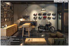 Showroom - Mixed Materials... Clean Industrial