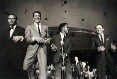 Humphrey Bogart, Dean Martin, Las Vegas, Joey Bishop, Morrison Hotel, Sammy Davis Jr, Chicago Artists, Man Up, Junior