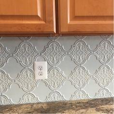 Vintage Florid Lantern x Ceramic Field Tile Decorative Tile Backsplash, Backsplash Arabesque, White Tile Backsplash, Backsplash Cheap, Ceramic Mosaic Tile, Kitchen Backsplash, Stone Backsplash, Lantern Tile, Victorian Tiles