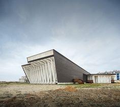 Centro Cultural y Social de Costa Nova,© Fernando Guerra | FG+SG