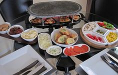 Raclette Dinner Party - Recipe Ideas   A Glug of Oil