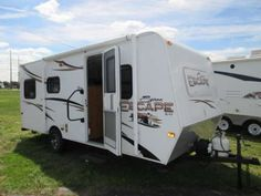 Check out this 2013 Kz Escape 19 listing in Fremont, OH 43420 on RVtrader.com. It is a Travel Trailer and is for sale at $7995.