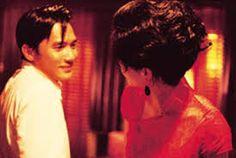 Resultado de imagem para wong kar wai in the mood for love