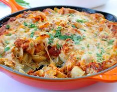make some sneaky eggplant pasta this weekend for your family Kids and totally not picky at all significant others will eat it righ 12690 - Healthy Food Network Cookbook Recipes, Pasta Recipes, Cooking Recipes, Healthy Recipes, Cooking Pasta, Eggplant Pasta, Eggplant Recipes, Ricotta Pasta Bake, Food Network Recipes