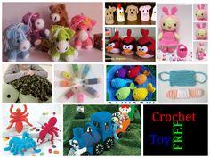 Free Crochet Patterns: Top 10 Posts of Free Crochet Patterns: