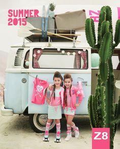 Z8 Catalogue Summer 2015 Z8 Zomercollectie 2015. Z8 Summer collection 2015.