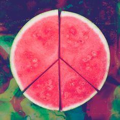 Peace // Delicious