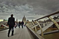 London: Do prepare for cloudy and rainy weather.