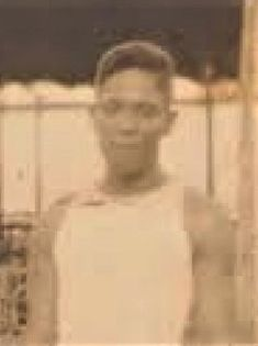 David Nepomuceno was a sprinter and the lone representative at the 1924 Paris Olympics. He was a soldier who served in the Philippine Scouts and eventually, the United States Navy. He died on September 27, 1939 at age 39. #kasaysayan