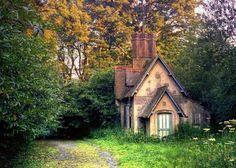 baynards park cottage surrey england - Google Search