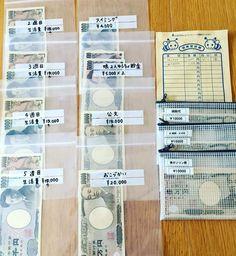 いいね!978件、コメント52件 ― あかり貯金生活さん(@chokin.jp)のInstagramアカウント: 「【袋分け完了】 給料日だったので、固定費引き落としと先取り貯金以外を全部出して来ました✨ ・ ✔️週予算は 今月は14000円×5週で行きます☺︎ ・…」