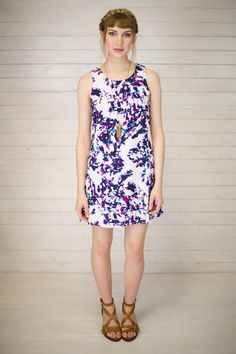 Maude maxi dress