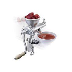 Lag frisk herlig blåbærjuice i en fei. Til alle typer bær og frukt for kjapp produksjon av juice, syltetøy, gelé og puré. Frø fjernes under pressing.