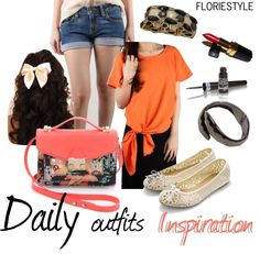 """""""Daily outfits inspiration"""" by floriestyle on Polyvore"""