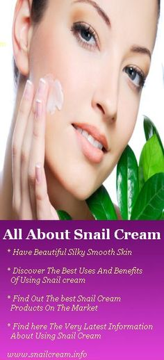 http://loveourskincare.blogspot.co.uk Who would have thought that you can get rid of acne, blemishes, stretch mark, and wrinkles with Snail Cream! Greate latest craze in town...