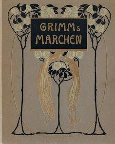 Grimms Hausmärchen Märchen von Gebrüder Grimm Buchschmuck von Robert Weise…