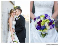 November wedding in Iowa at Sheraton Hotel. Photos by Emily Crall Photography. #bride #photography #wedding #reception