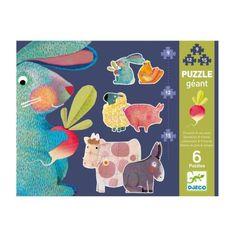 Puzzle évolutif Pissenlit Djeco pour enfant de 3 ans à 5 ans - Oxybul éveil  et bad2b0f71e00
