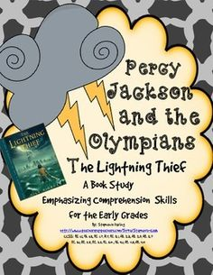 thematic elements of percy jackson and The external conflict begins when percy finds out that his satyr friend grover has been captured by a cyclops the cyclops is trying to marry grover, so percy and his friends must rescue grover before the cyclops marries him and finds out he is a satyr.