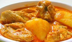 Resep Kari Ayam Bumbu Spesial