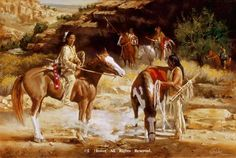 Native American Prints by J. Hester 160